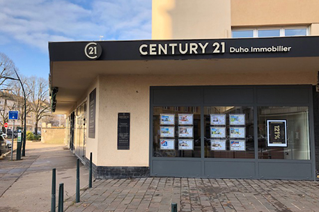 Agence immobilière CENTURY 21 Duho Immobilier, 57100 THIONVILLE